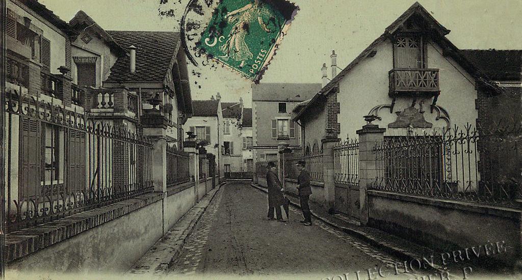 D'hier à Aujourd'hui–Savigny sur Orge – Rue Nouvelle