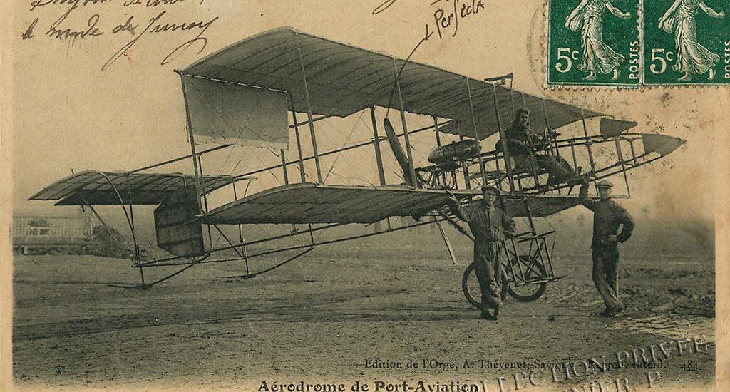 Aérodrome de Port-Aviation-Verrier Pilote (Savigny sur orge)